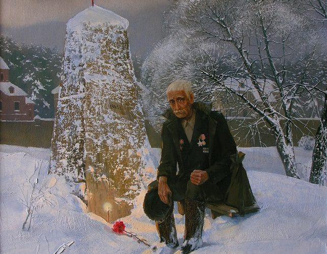 Штрихи к автобиографии. Илья Сидоренко