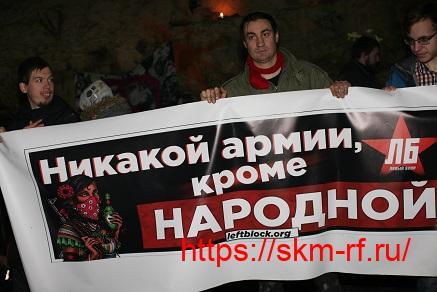 Во Львовской области антифашисты ликвидировали «музей УПА»