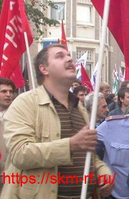 Ушёл один из наших друзей, в прошлом второй секретарь Московского горкома Союза коммунистической молодежи РФ