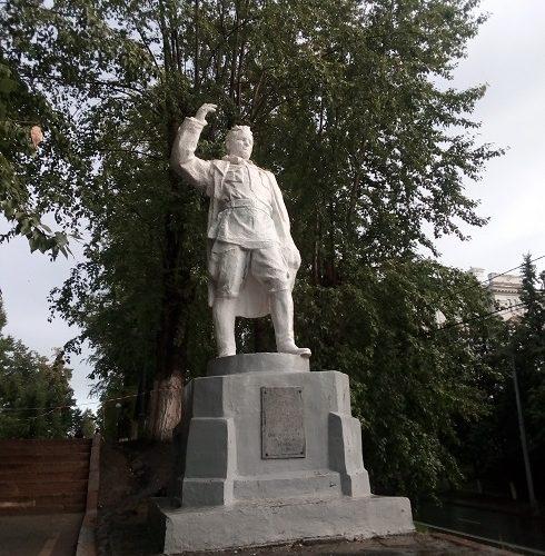 По кировским местам Томска, фоторепортаж