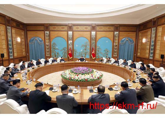 Прошло 20-е расширенное заседание Политбюро ЦК ТПК 7-го созыва