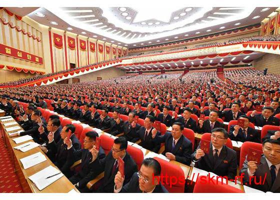 Первый Пленум ЦК ТПК восьмого созыва расширил полномочия ЦРК