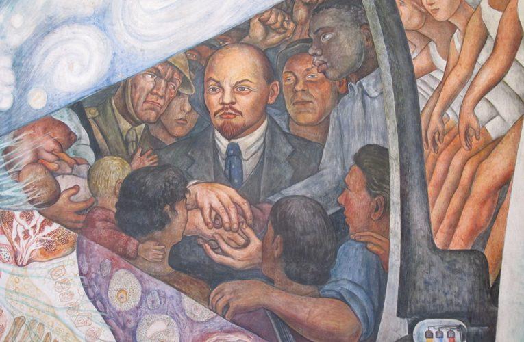 Партийные мысли в день смерти Ленина