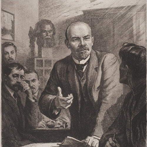 «Ленин был из породы распиливающих, обнажающих суть вещей»