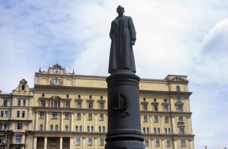 Монумент Дзержинскому как символ исторического покаяния