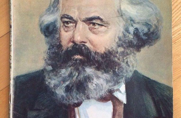 День смерти великого Маркса
