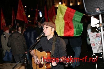 Товарищ Коц, не сдавайтесь! К акции рок-солидарности 13 марта