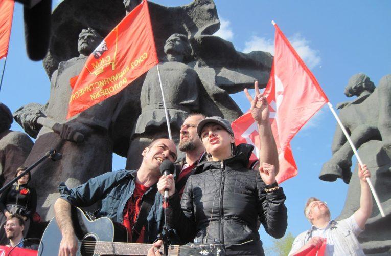 Строки восстания и звуки революции
