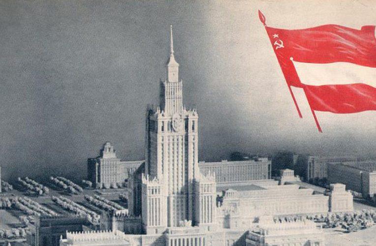Сталинская высотка в Варшаве и еврейский погром в Кельце