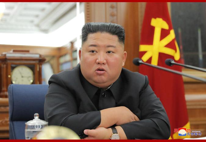 Уважаемый товарищ Ким Чен Ын направил поздравительную телеграмму первому секретарю ЦК КП Кубы, президенту Республики Куба