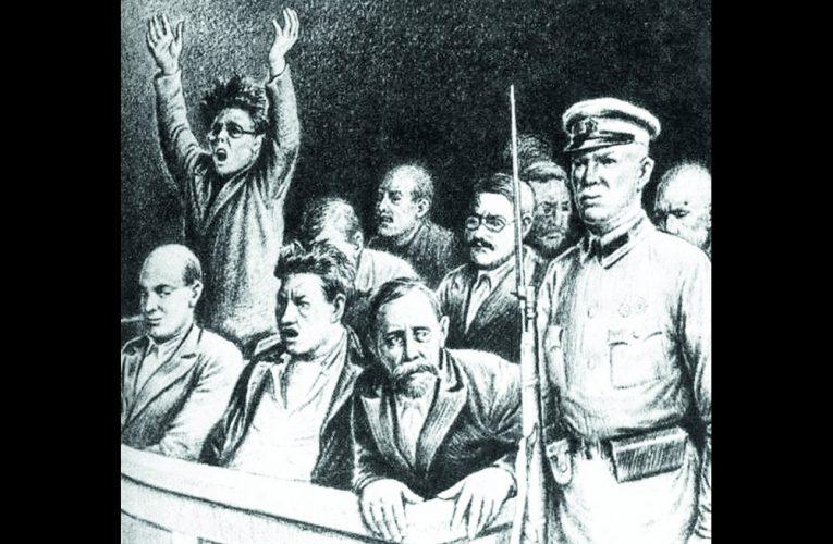 Как Коминтерн становился Фашинтерном и как Сталин его спасал