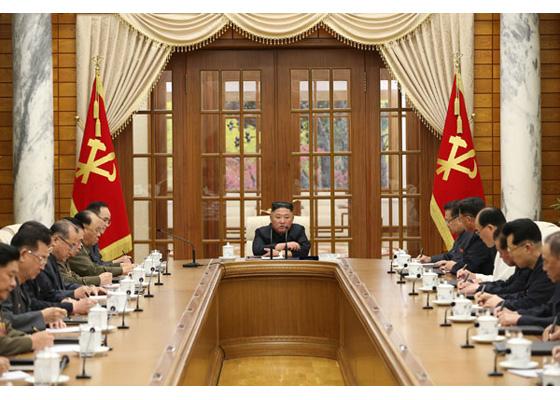 Прошло I заседание Политбюро ЦК ТПК восьмого созыва
