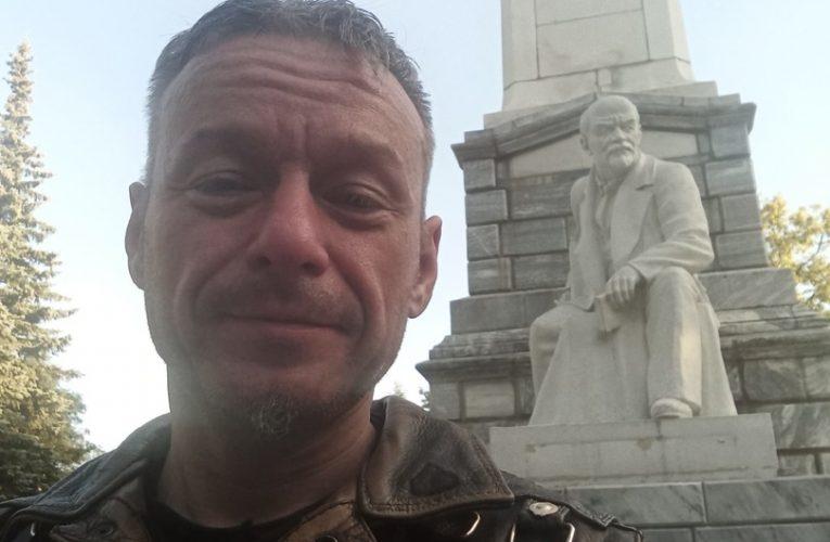 Товарищ Кузин довёл мотопробег «Нет блокаде Кубы!» до Ишима
