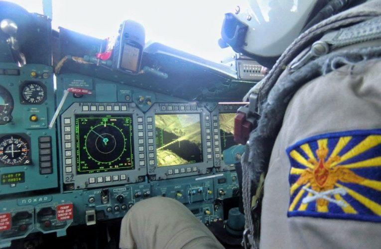 «Путинские соколы» летают в Сирии по мобильным навигаторам