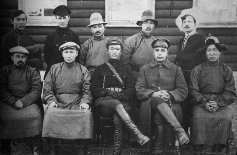 К столетию победы народной революции в Монголии