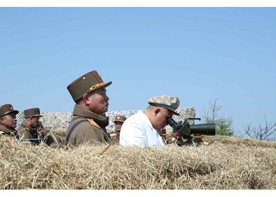 Заместитель заведующего отделом ЦК ТПК Ким Ё Чен ждёт с Юга доброй воли, а не военных учений