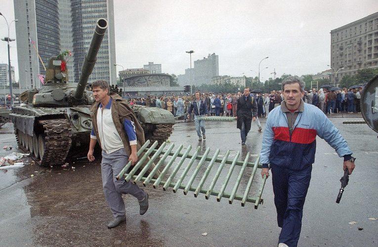 Август-1991: 30 лет перевороту