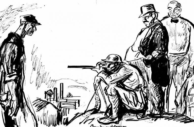 К столетию шахтёрской битвы с капиталом у горы Блэр