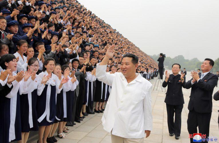 Генеральный секретарь ТПК товарищ Ким Чен Ын направил приветствие молодёжи