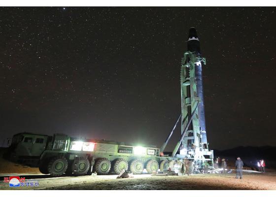 СБ ООН не замечает учений США у границ КНДР, но возмущается испытаниям «Хвасона-8»